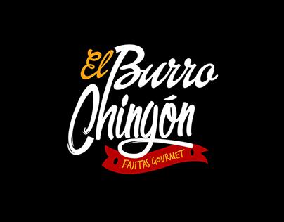 El Burro Chingón Corporate Identity and Branding