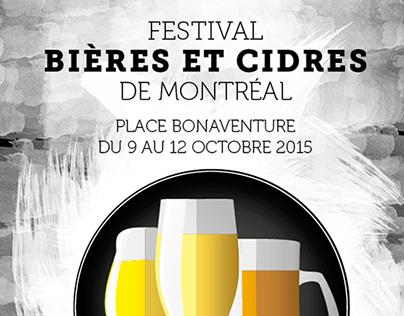 Festival Bières et Cidres de Montréal
