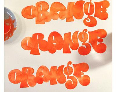 The Orange Project: Graffiti Refined