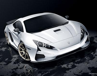 ZYJ CONCEPT - Car Design