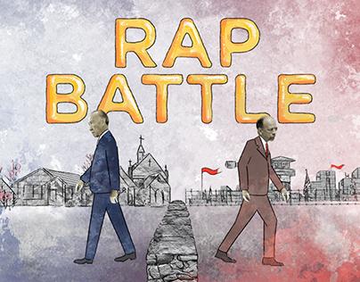 Rap Battle Konrad Adenauer vs. Walter Ulbricht