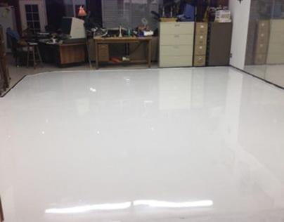 Garage Floor Epoxy Coatings