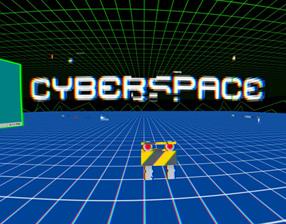 Inside Cyberspace (VR Experiment)