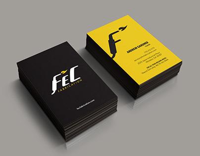 FeC Fabrication Branding