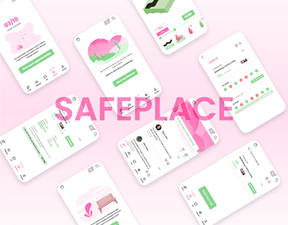 SAFEPLACE- App for Mental Well being