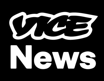 Vice News Campaign