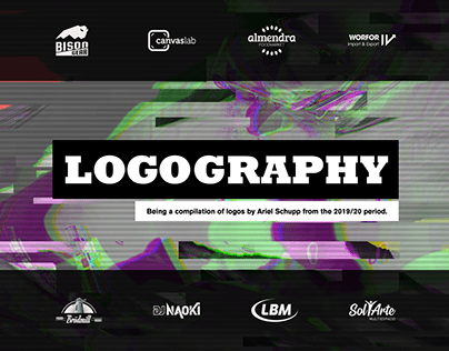 Logography - Uncensored Logofolio v1