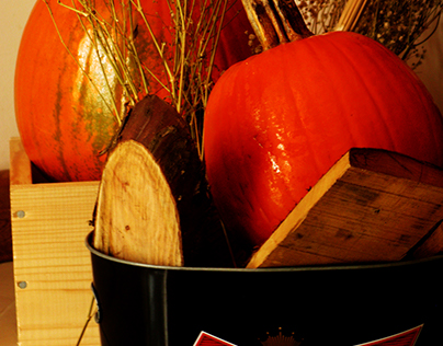 FALL HAS COME...WELCOME OCTOBER