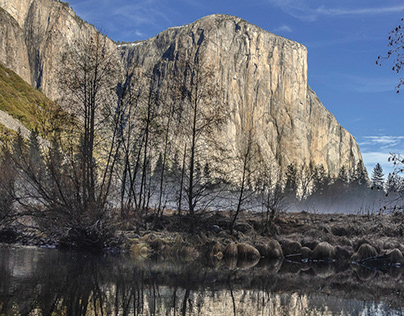 El Capitan Across The River