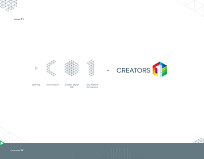 CreatoreOne-Identity Design