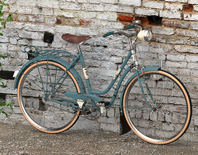 ORBEA OLD BYCICLE