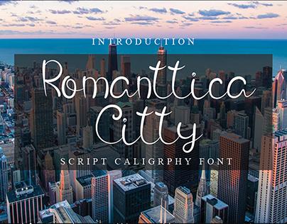 Romanttica Font | Best Handwritten Font