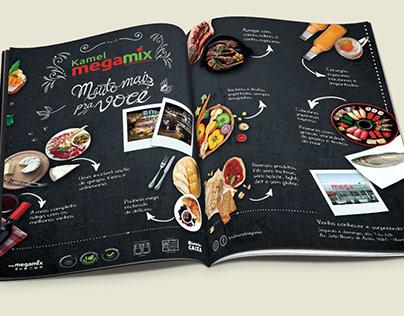 Anúncio Kamel Megamix