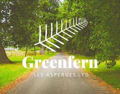 Greenfern - Branding & website