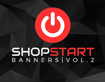 Shopstart banners Vol. 2 | Shopstart bannerek Vol. 2