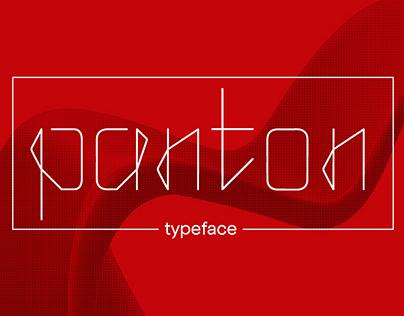 Panton AM | Typeface