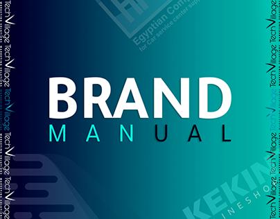 Brand Manual By Tech Village