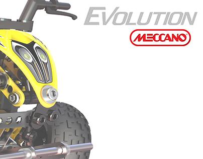 Gamme Evolution (MECCANO)