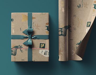 INDIE | Christmas Packaging