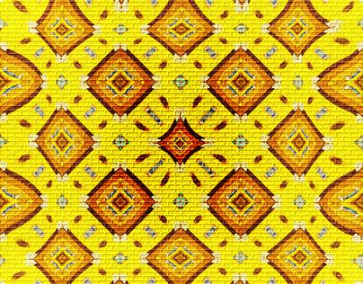 MUNKEN - Kaleidoscope book.
