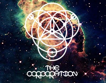 The corporation LOGO design