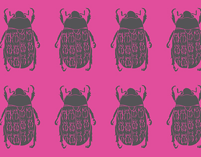 Pink Scarabs