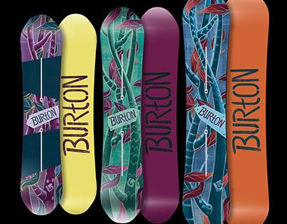 Burton Youth Boards