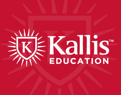 Kallis Education Brand Identity