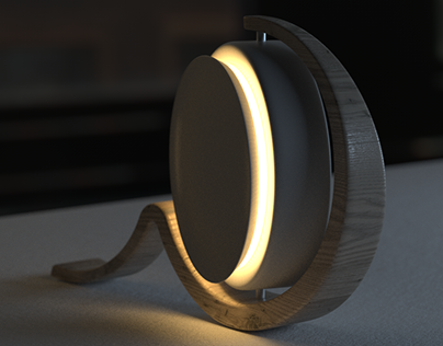 Design of the lamp for Light Therapy