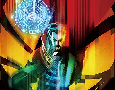 Dr.Strange_Poster Posse Projects.