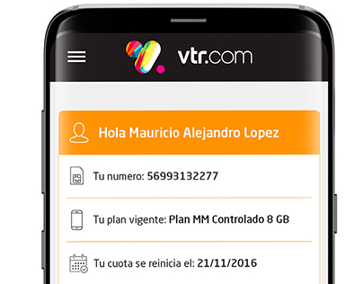 2017 propuesta mobile Portal cautivo VTR
