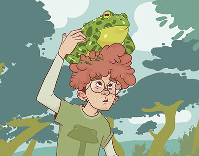 Carl and the frog