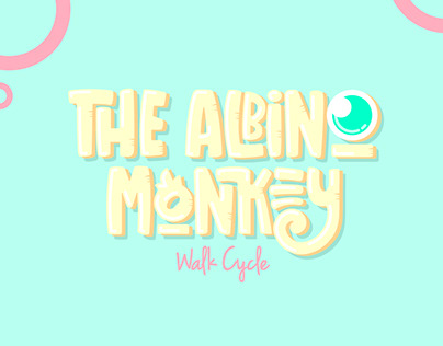 The Albino Monkey | Walk cycle
