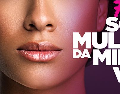 #EuSou aMulherdaMinhaVida