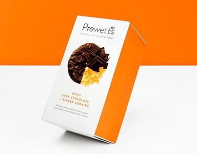 Prewetts Premium Gluten-free Cookies