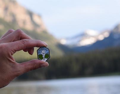 JELT Yellowstone Pins