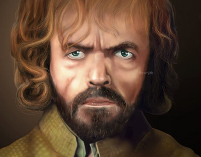 Tyrion Lannister digital art