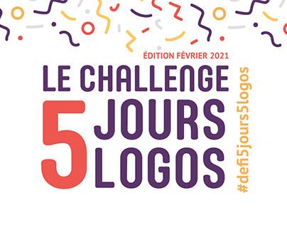 Challenge #defi5jours5logos