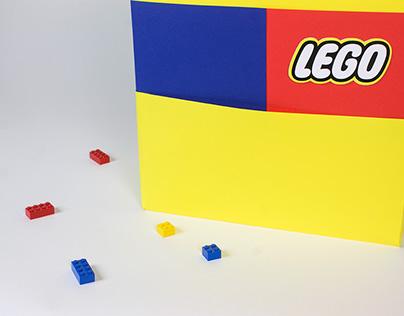 LEGO Interactive Shopping Bag