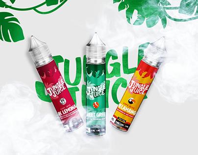 Jungle Juice | Embalagem