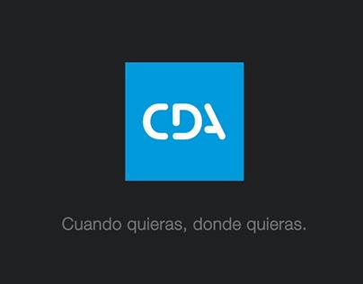 Motion Graphics - CDA - Contenidos Digitales Abiertos