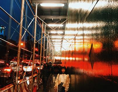 Lost & Illusion, NYC 17-18