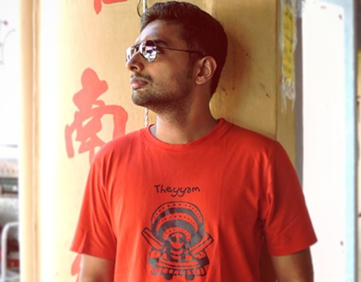 Karimeen Inc. - Kerala Design Tshirts