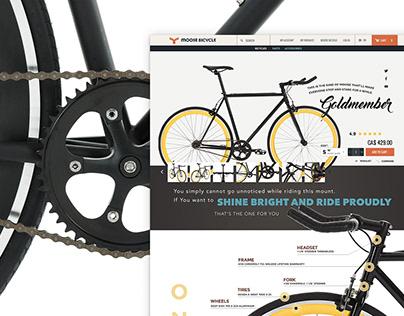 Moose Bicycle v.2
