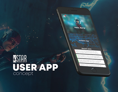 STAR LABS user app
