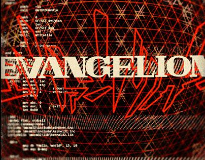 Evangelion posters