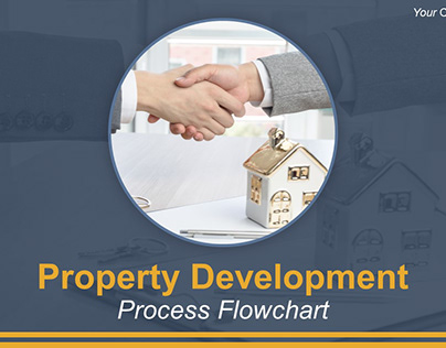 Property Development Process Flowchart PPT