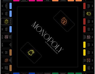Monopoly Dark Mode Edition