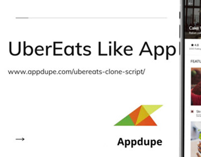 Enhance your business with UberEats like app