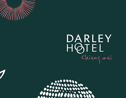 DARLEY HOTEL – Brand Identity